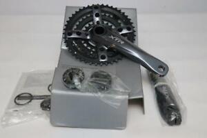 New Shimano XTR Crankset FC-M960 44-32-22T Triple 175mm Mountain Bike MTB BSA BB