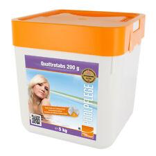 Steinbach 5kg Tabs 200g Quattrotabs für Pool Chlortabs Chlortabletten Multitabs