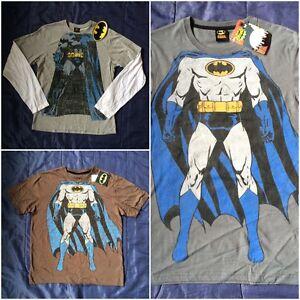 Official Licenced Batman Bat Man DC Comics TV Mens Womens Tee TShirt T-Shirt