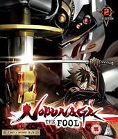 Nobunaga The Fool Part 2 [Blu-ray] [DVD][Region 2]