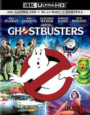 GHOSTBUSTERS NEW DVD