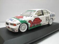 Diecast Minichamps 1:43 BMW 318i ADAC TW Cup 1994 Tassin Mint on Display