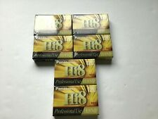 New Panasonic Hi8 Camcorder 120 Minute Cassettes 3 Packs of 2 Each NV-P6120H2W