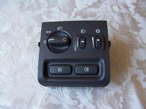 Volvo S40 V40 Headlight Switch Pack Front & Rear Foglights 2000 - 2004 30613945