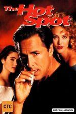 THE HOT SPOT 1990 DVD THRILLER NOIR DON JOHNSON DENNIS HOPPER