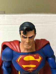 DC Super Heroes Select Sculpt Series Superman 12 inch