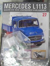 Mercedes l 1113/1966 * Nº 27 * coleccionista kit 1:12