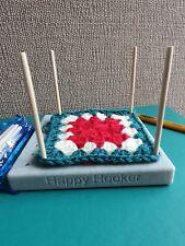 PERSONALISED Small Blocking board. 3d printed crochet blocking board.