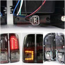 SMOKE LED TAIL LIGHT LAMP HYBRID TOYOTA HILUX VIGO CHAMP MK7 REAR 11 12 13 14