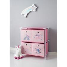 Sprinkle of Magic to Your Little One's Bedroom With  This Unicorn 4 Drawer Chest