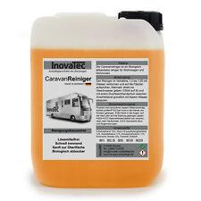 5 l Caravanreiniger Konzentrat Wohnwagen Wohnmobil Caravan Reiniger Shampoo