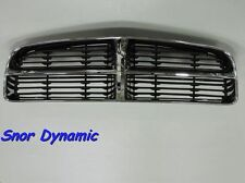 DODGE CHARGER KÜHLERGRILL 2005 2006 2007 2008 2009 CHROM GRILL FRONTGRILL