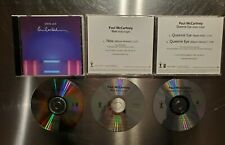 Lot of 3 Paul McCartney Radio Promo CD Singles Rare Save Me Queenie Eye and New