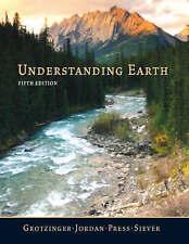 Understanding Earth, Good Condition Book, John Grotzinger, Thomas H. Jordan, Fra