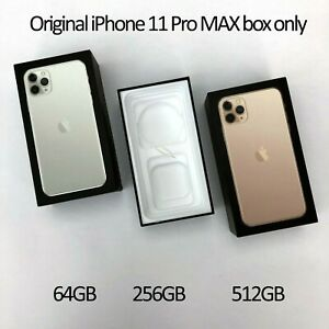 Original iPhone 11 Pro MAX box only