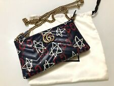 Gucci Marmont Crossbody Bag Chain New