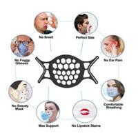 Support masque 3D cadre intérieur Breath Support d'entretoise réutilisable