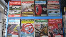 Mechanix Illustrated Mag Lot 1964 - Volkswagen - Rolls Royce - Philco - Rambler