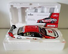 """1:18 Authentic Collectables Fabian Coulthard 2016 Sydney 500 """"Sharp"""" FGX Falcon"""