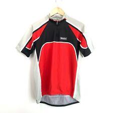 Santini Cycling Jersey - XL - Short Sleeve - Bike Shirt Top