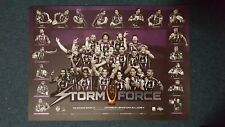 MELBOURNE STORM 2012 NRL OFFICIAL PREMIERS VICTORY PRINT SLATER SMITH CRONK
