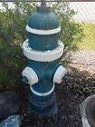 vtg antique fire hydrant Detroit