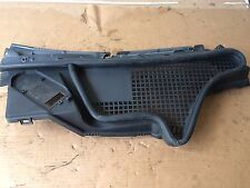 MERCEDES BENZ E55 AMG W210 FRONT RIGHT WINDSHIELD COWL VENT COVER TRIM PANEL