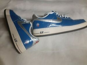 Nike Air Force 1 All Star Dallas Athletic Training Men's Size 10.5  315122-402