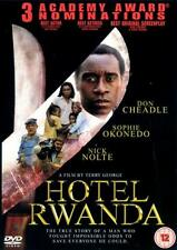 Hotel Rwanda (DVD / Don Cheadle / Terry George 2004)