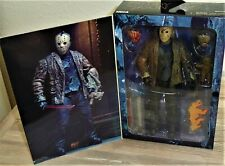 Freddy VS Jason Voorhees with Teddy Horror Ultimate  18cm Action Figur Neca Neu
