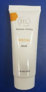 HL Holy Land Special Mask for Oily Skin 70ml / 2.4oz+ samples