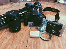 Canon T4i w/ EFS 18-135 mm Lens & Accessories FREE SHIPPING!