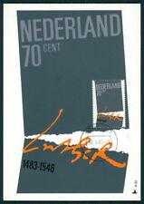 NETHERLANDS MK 1983 MARTIN LUTHER CARTE MAXIMUM CARD MC CM ea61