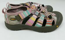 Keen Womens Waterproof Sandals Sz US 5 Multicolor Hiking Fishing Active Outdoors