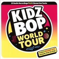 KIDZ BOP WORLD TOUR [5/24] NEW CD
