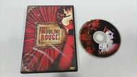 Moulin Rouge DVD + Nicole Kidman Extra Ewan Mcgregor Am