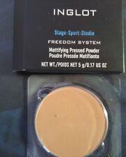 INGLOT FREEDOM SYSTEM, MATTIFYING PRESSED POWDER ROUND, #306