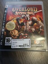 Jeu PlayStation 3 Overlord Raising Hell