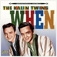 The Kalin Twins - When [New CD] UK - Import