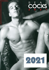 Real Men 2021 Erotic Wall Pin-Up Calendar