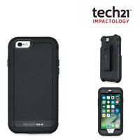 Tech21 Case For Apple iPhone 6 6S Evo Tactical XT FlexShock Rugged Cover GENUINE