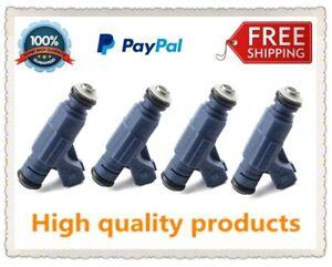 Set of 4 Bosch 0280156109 Fuel Injector 00-05 Mercedes-Benz E320 C320 C240 CLK32