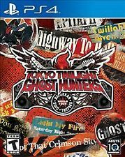 Tokyo Twilight Ghost Hunters: Daybreak Special Gigs PS4  NEW & FREE SHIPPING