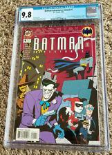 THE BATMAN ADVENTURES ANNUAL #1 - CGC 9.8