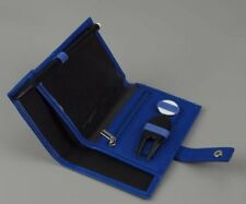 Golf Wallet, Royal Blue T2G, Synthetic leather, essentials for the golf course