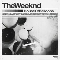 THE WEEKND - HOUSE OF BALLOONS 2 VINYL LP NEUF
