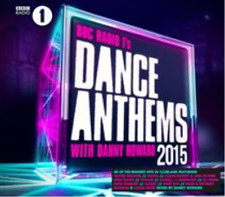 Various Artists-BBC Radio 1's Dance Anthems 2015  (UK IMPORT)  CD NEW
