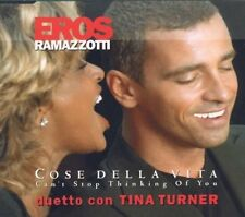 Eros Ramazzotti Cose della vita (1997, & Tina Turner) [Maxi-CD]
