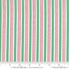 MODA Fabric ~ SUGAR PLUM CHRISTMAS ~ by Bunny Hill (2916 16) by 1/2 yard