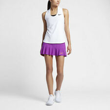 "NIKE FLEX COURT POWER Maria Sharapova SKIRT Skort 12"" REG 830738-584 LARGE NEW"